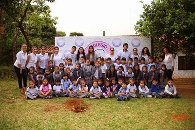 Alumnos se involucran en el cuidado de la naturaleza