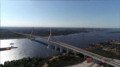 Se prorroga para el 17 de octubre la entrega de ofertas para la construcción del Puente Asunción – Chaco'í