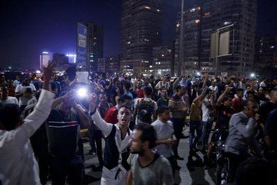 Protestas en Egipto: 400 detenidos e internet limitado
