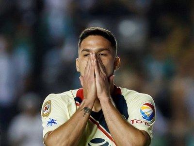 Bruno Valdez, entre las bajas del América