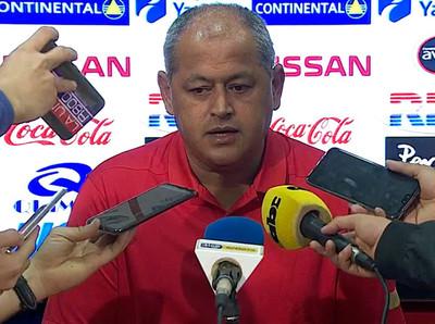 Francisco Arce reconoce superioridad de Guaraní