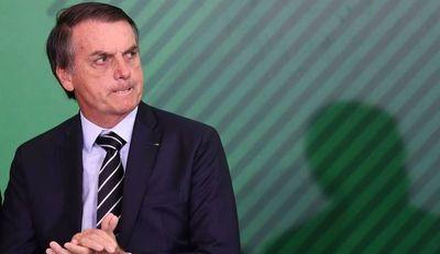 """Bolsonaro: Amazonia no es """"patrimonio de la humanidad, sino nuestro"""""""