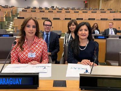 Las Primeras Damas de Latinoamérica y el Caribe concretan alianza para trabajar en acciones sociales.