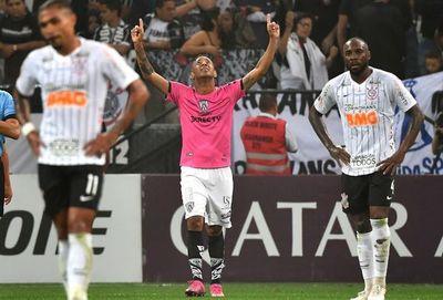 Definen al primer finalista de la Sudamericana