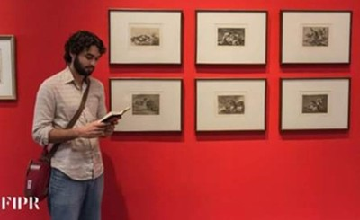 Joven esteño representa a Paraguay en Festival Internacional de Poesía