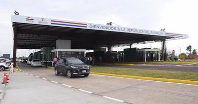 Más de 11 mil personas utilizaron paso fronterizo Ayolas-Ituzaingó en el primer mes