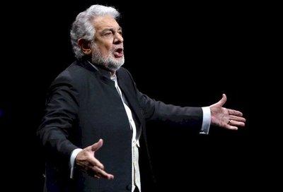 Plácido Domingo ya no actuará en la Ópera Metropolitana de New York