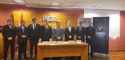 Copaco mejora indicadores en el primer año de gestión de la administración actual