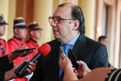 Misión de nuevo presidente del BNF es dar continuidad al proceso iniciado por su antecesor