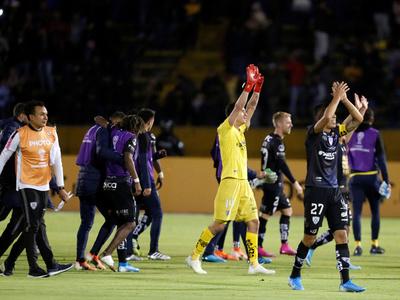 Independiente del Valle es el primer finalista de la Sudamericana