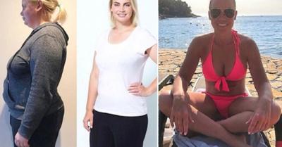 """Tenista que bajó 57 kilos habla de su """"nueva vida"""""""