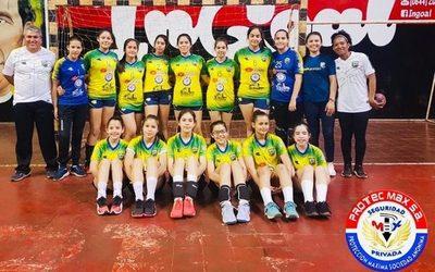 Comienza hoy la emoción del Nacional de handball en Hernandarias