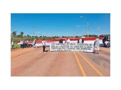 La ruta Pozo-Concepción costará USD 87 millones
