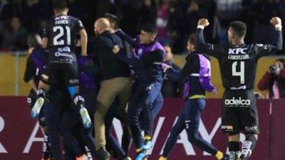 Independiente del Valle consigue boleto a Asunción para disputar la final de la Sudamericana