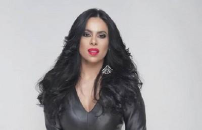 Ana Ríos volvió a desmentir romance con el Kun Agüero