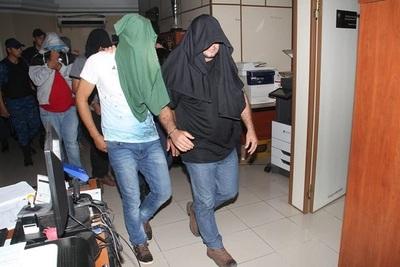 Imputan a nueve policías detenidos por colaborar con narcotraficantes