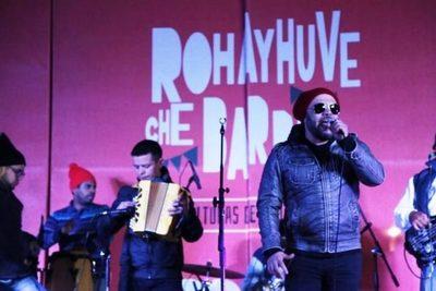 Rohayhuve che Barrio 2019 en la Escalinata de Antequera y Castro
