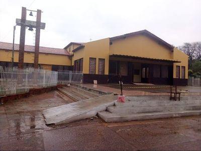 Horqueta: Denuncian que utilizan como motel el sanitario de un templo