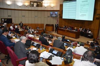 """Senadores rechazan proyecto y seguirán siendo """"honorables"""""""