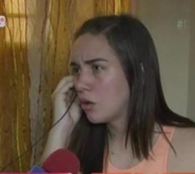 """Esposa de supuesto tortolero: """"Los USD 100.000 del audio era broma"""""""
