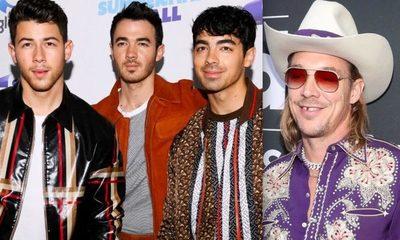 Diplo hackeó a los Jonas Brothers