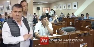 BANCADA OFICIALISTA DE YD APRUEBA USO DE COMBUSTIBLE DISCRECIONAL EN LA COMUNA