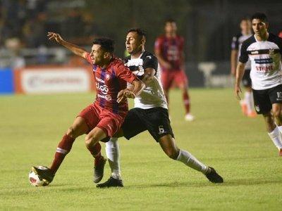 Cerro Porteño dejó escapar el triunfo ante General Díaz