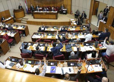 El Senado dio luz verde para que Villamayor pueda ser interpelado