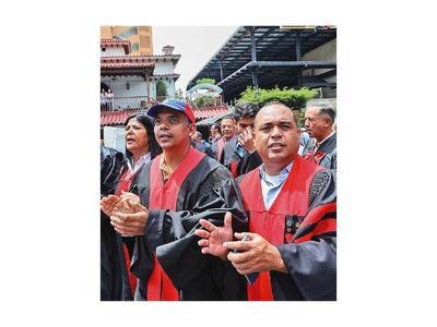 Denuncian la vulneración del Estado de derecho venezolano