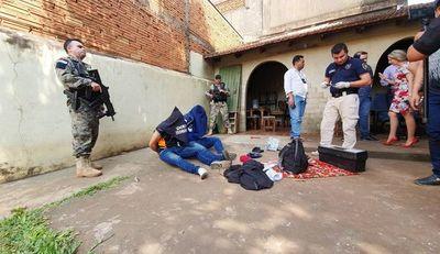 Atribuyen seis asaltos  a la banda desbaratada en CDE