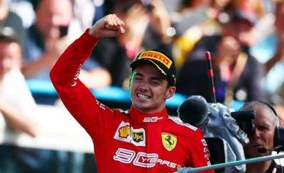 HOY / F1: Leclerc toma el mando en los Libres 1 del Gran Premio ruso