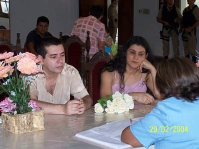Hoy se divorcia Carmen Villalba