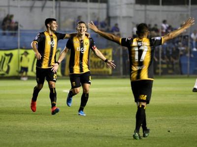 Jorge Morel anota el mejor gol de la fecha