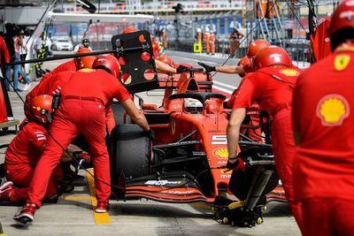 Red Bull y Ferrari apuntan a Sochi