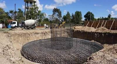 Villa Florida contará con moderna planta de tratamiento de agua potable