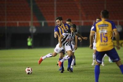 Luis Caballero sufrió una seria lesión
