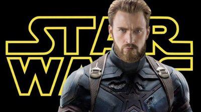 """Chris Evans quiere formar parte de la nueva película de """"Star Wars"""""""