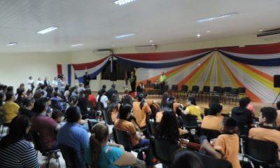 Conservatorio Municipal de CDE celebró su XXIII aniversario con grandes avances
