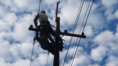 Persisten los cortes de energía en Concepción