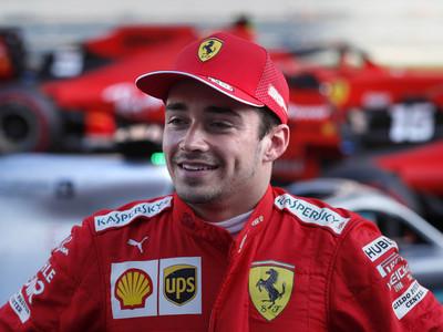 Charles Leclerc partirá desde la pole en Sochi