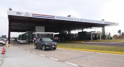 Por trabajos de mantenimiento en la Central se interrumpirá paso fronterizo el lunes 30
