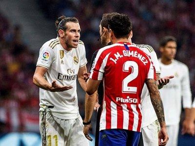 El Atlético y el Real Madrid empatan sin goles en noche de frustración