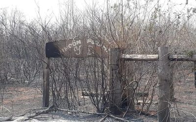 Incendios en el lado boliviano ya consumieron 5.3 hectáreas