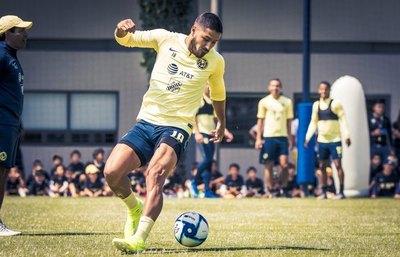 El América con Bruno Valdez de titular, goleó a Guadalajara