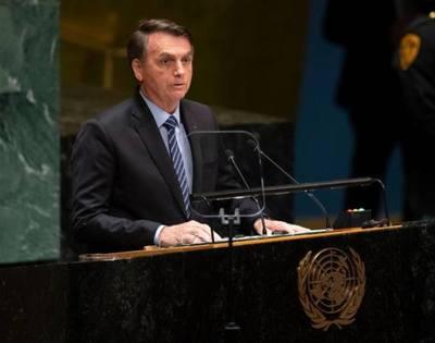 Bolsonaro se jacta en la ONU de devolver terroristas al Paraguay