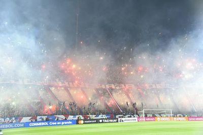Cerro Porteño pedirá revisión de millonario castigo impuesto por CONMEBOL