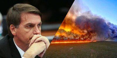 Bolsonaro cede ante presión internacional y pide a ministros tomar 'las medidas necesarias'