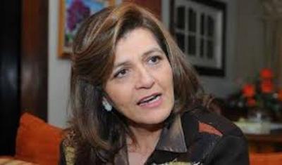 Blanca Ovelar: «no sé qué trato es el que tienen» (concejales colorados e intendente Urbieta)