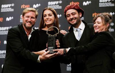 Primera película brasileña en ganar el premio principal en San Sebastián