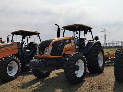 Jefe de Estado entrega maquinarias agrícolas y lanzará campaña de cultivo de sésamo en San Pedro